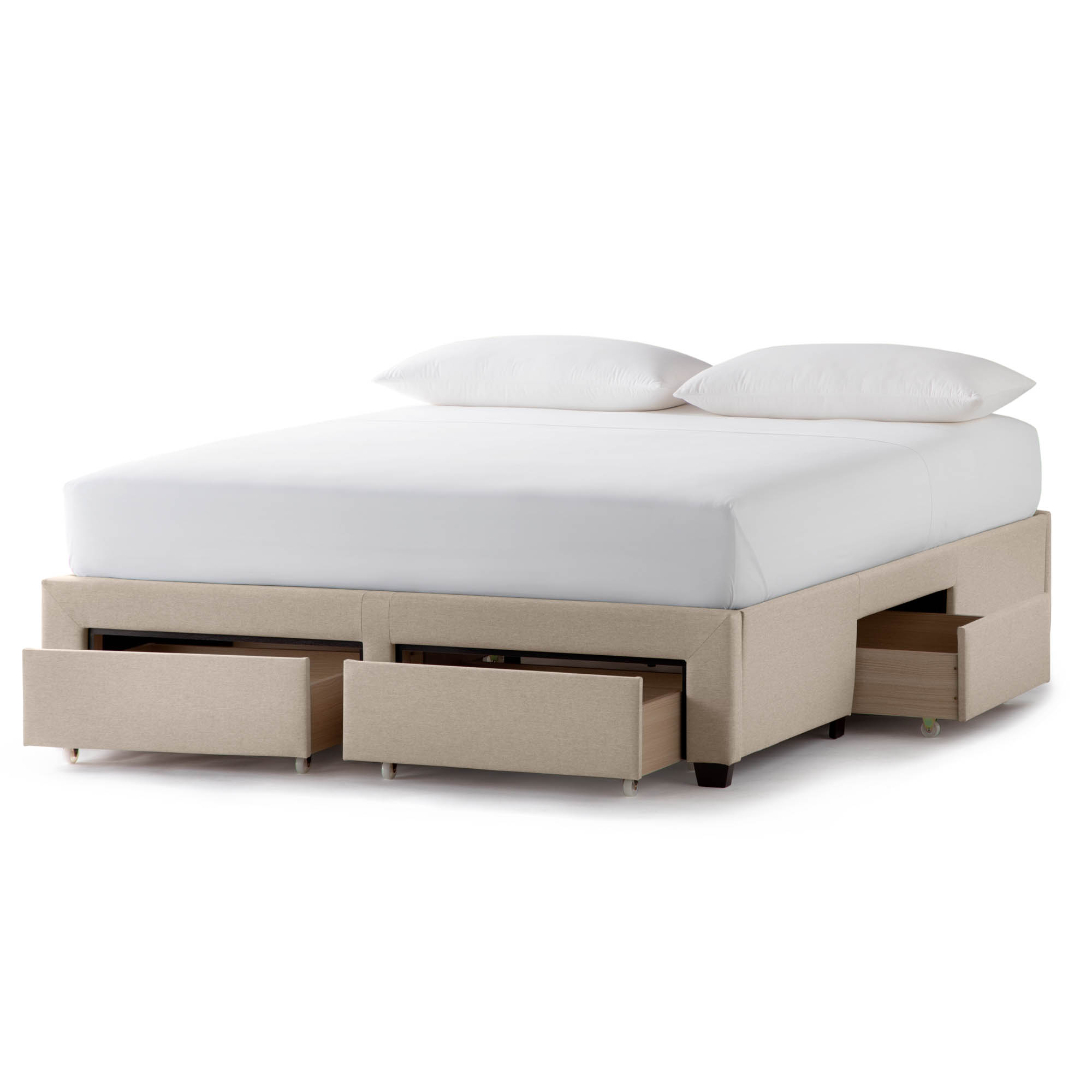 Malouf Watson Platform Bed Base Mattress Direct Pittsburgh